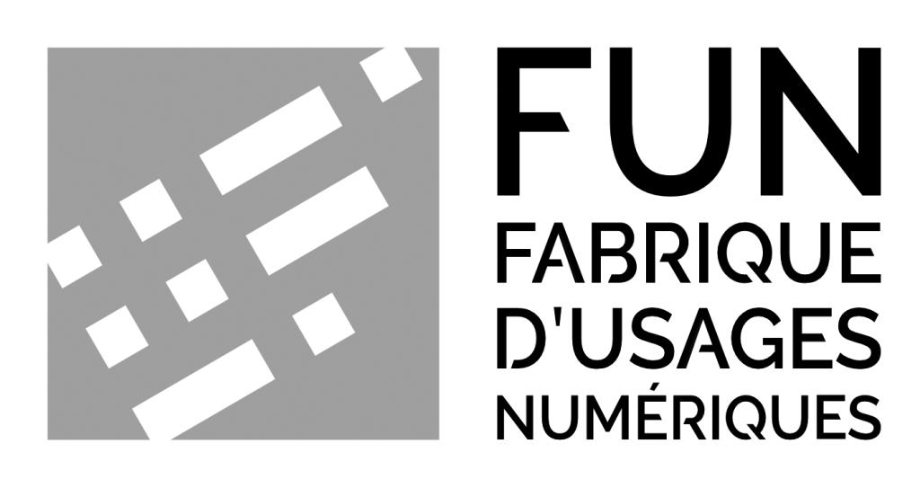 LaFUN-logo copie-GRIS